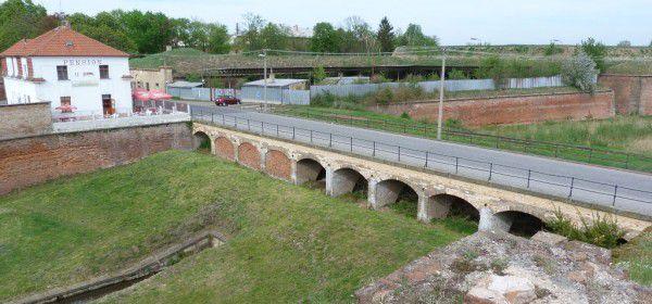 Brany Bohus most