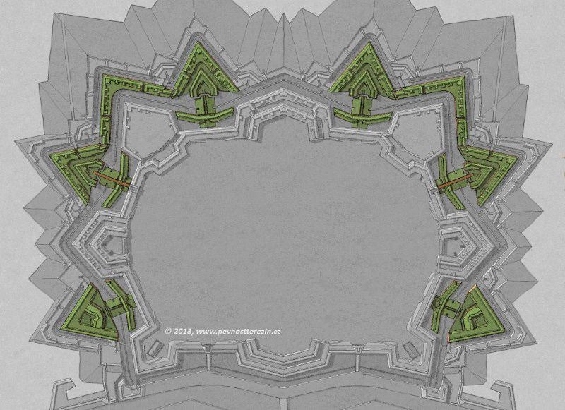 Střední pásmo « Pevnost Terezín – populárně-naučný web f8a04ae185