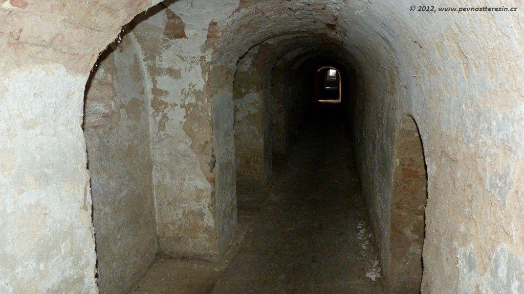 Podzemní chodby « Pevnost Terezín – populárně-naučný web cabf04deb3