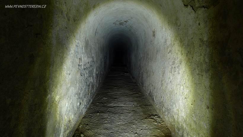 Podzemí - hluboká mina (březen 2017)