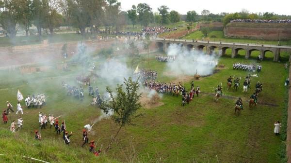 Josefínské slavnosti 2014 - Odpolední bitva