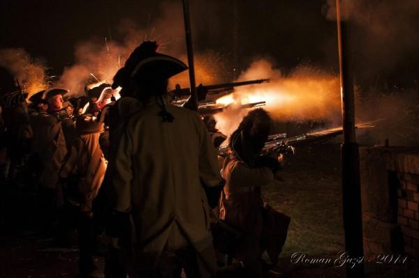 Josefínské slavnosti 2014 - Večerní bitva