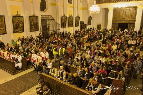 Josefínské slavnosti 2014 - koncert v kostele