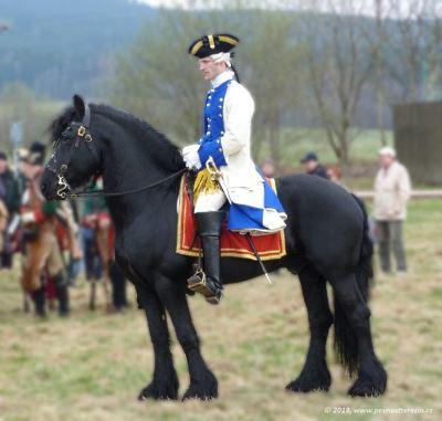 Velitel a jeho kůň (Ostašov, 2013)