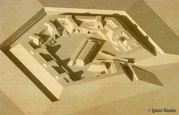 Vizualizace fortu č. V