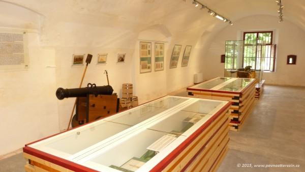 Muzeum Terezín - expozice