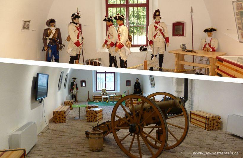 Muzeum Terezína - Retranchement 5