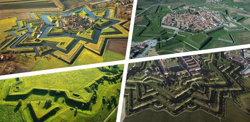 Bastionové pevnosti světa