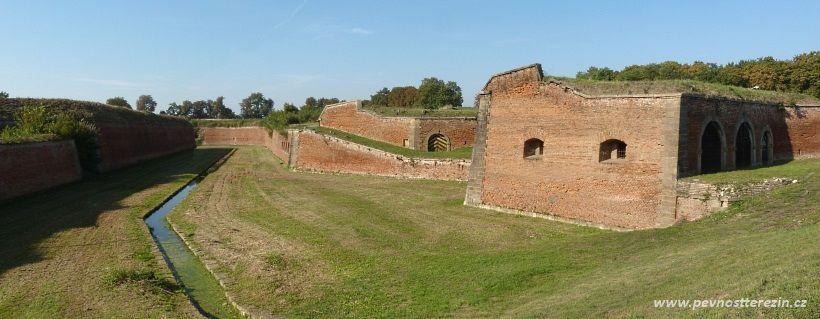 Pevnost Terezín - Ravelin 19