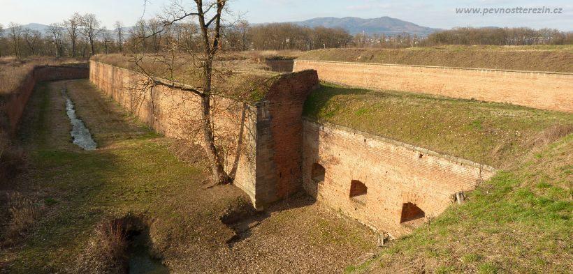Pevnost Terezín - kontrgarda